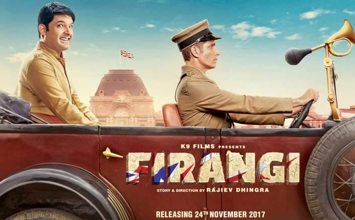 Morning Occupancy Report: Kapil Sharma's Firangi Shows Low Occupancy On It's First Day