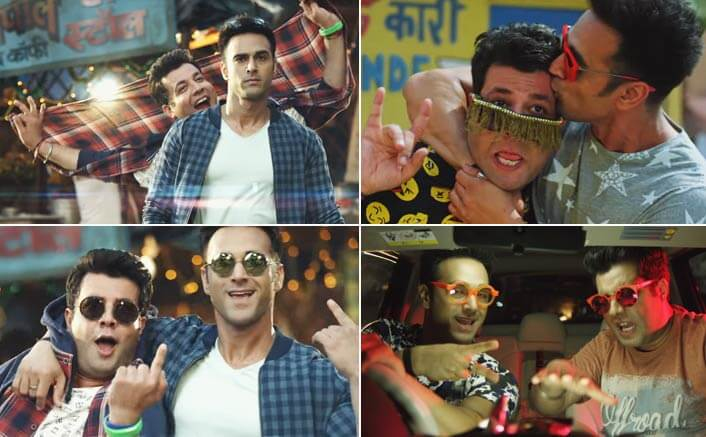 Fukras tease us with a glimpse of their bromance in 'Tu Mera Bhai Nahi Hai'
