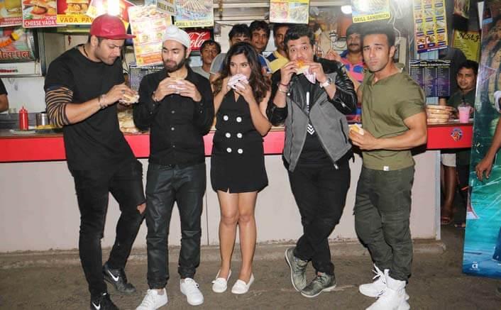 Fukras visited famous Fukra spots in Mumbai