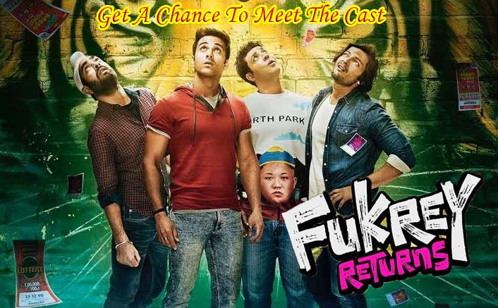Fukrey Returns Contest: Get A Chance To Meet The Cast; Read The Rules Here