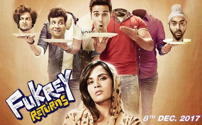 Fukrey Returns goes back to its original release date of 8th December