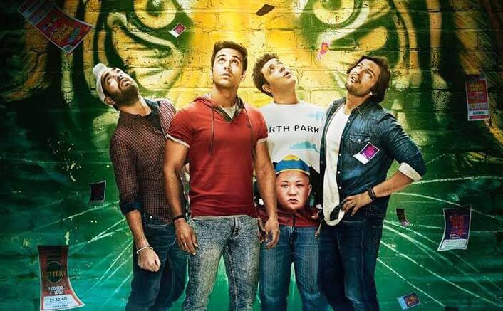 Fukrey Returns New Poster