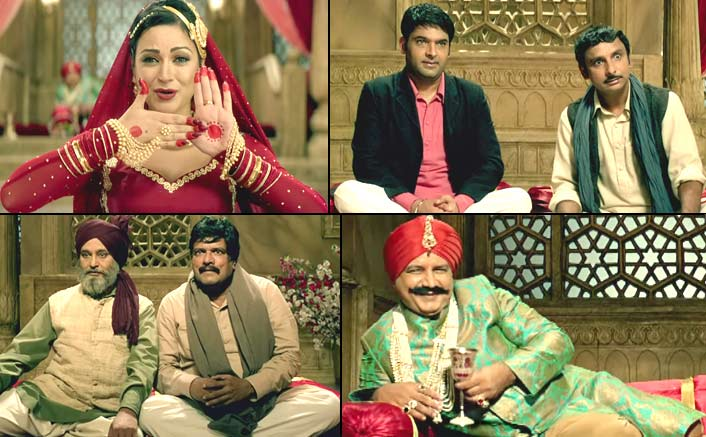 Gulbadan From Firangi Is The Perfect Old School Song !