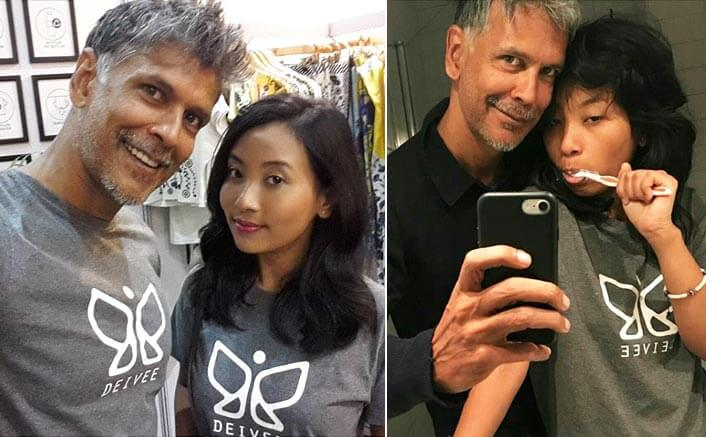 Here's All You Need To Know About Milind Soman's Girlfriend