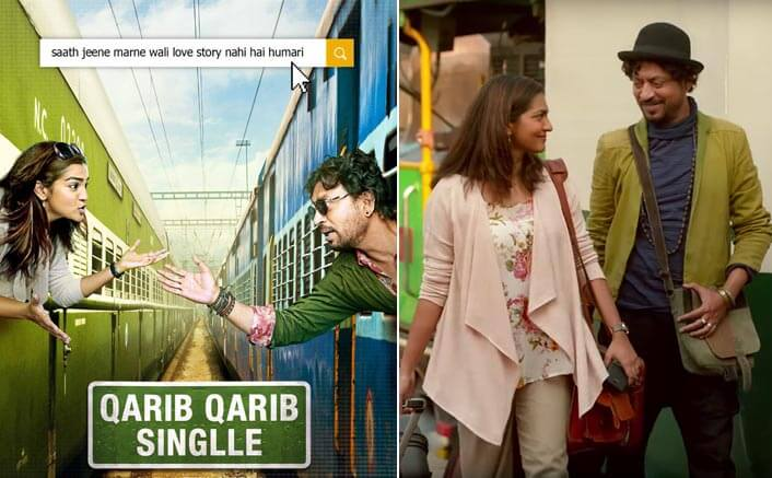 Irrfan Khan suggests 'Qarib Qarib Singlle' as a new relationship status
