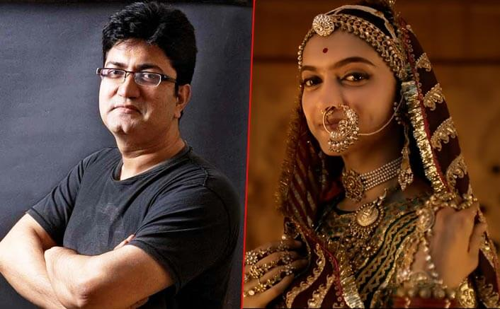 I've not watched 'Padmavati': Prasoon Joshi