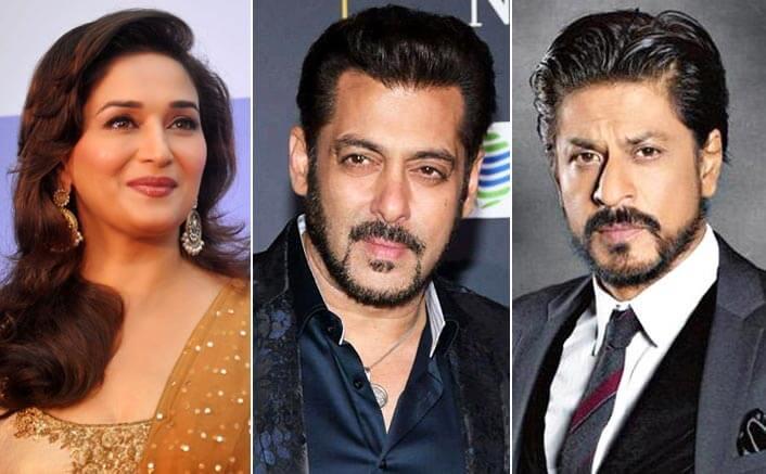 Did You Know? SRK, Salman & Madhuri Were To Do Ghai's Pardes First
