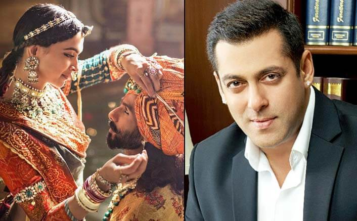 Let censor board decide on 'Padmavati', says Salman