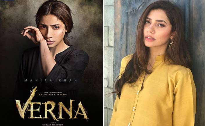 Mahira Khan's New Flick Verna To Be Banned? Read To Know More