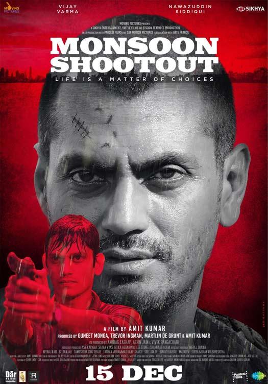 Monsoon Shootout Poster: Nawazuddin Siddiqui Looks Raw And Different
