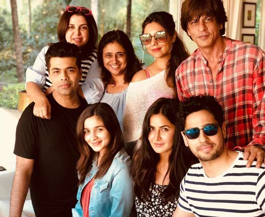 All You Need To Know About Shah Rukh Khan's Birthday Bash