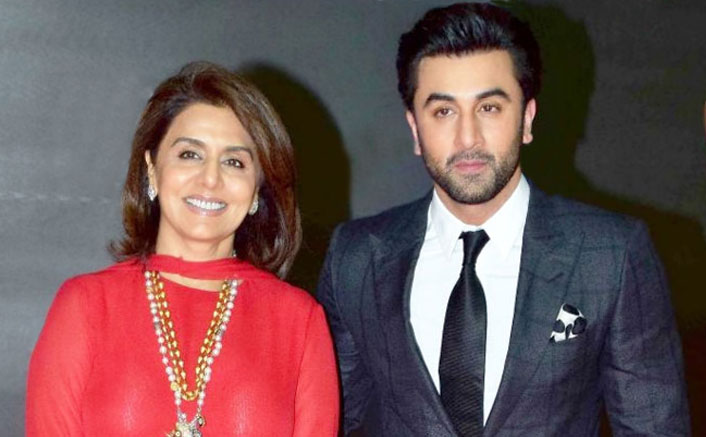 Neetu Singh Wants Ranbir Kapoor To Get Married And Settle Down Soon?