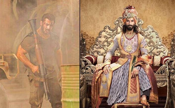Padmavati Or Tiger Zinda Hai: Which Movie Will Score BIGGER On The 1st Day?