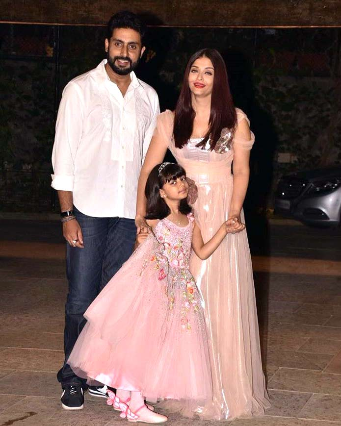 PHOTOS! Aaradhya Bachchan's Birthday Party Looked Like A Dream Come True!