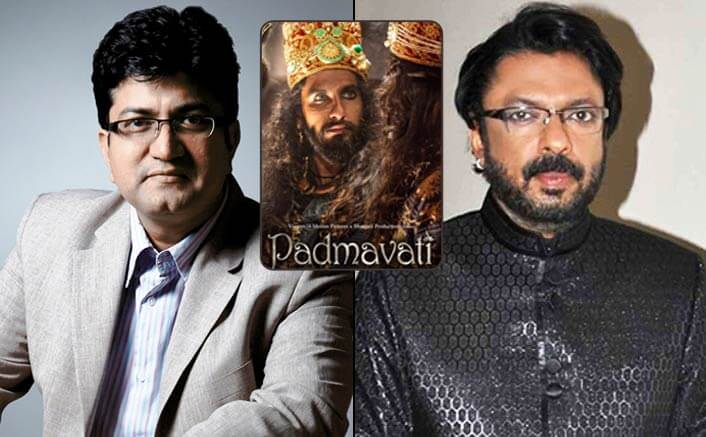 "Prasoon Joshi criticises Bhansali for screening ""Padmavati"" without certificate"