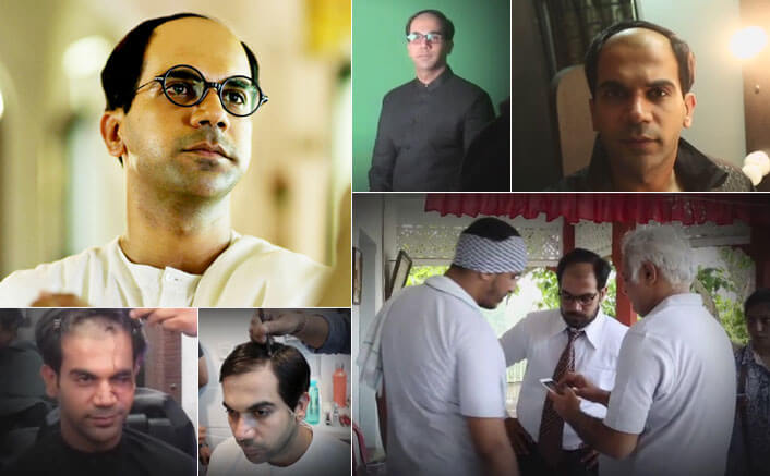 Rajkummar Rao's Transformation As Bose For Bose-Dead/Alive Is Unbelievable