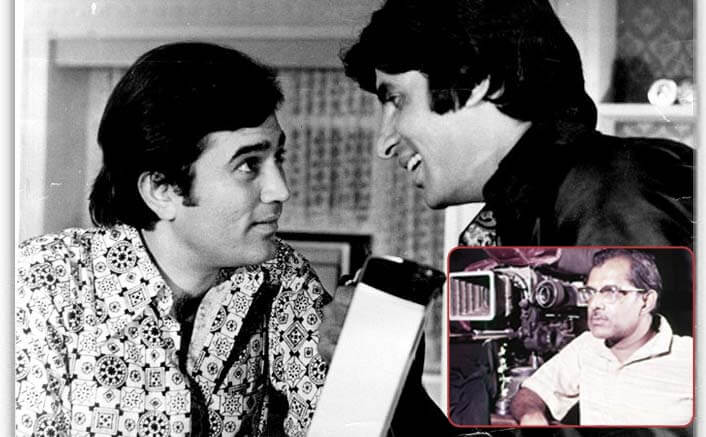 Remembering Hrishikesh Mukherjee courtesy Amitabh's Tweet