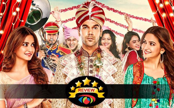 Shaadi Mein Zaroor Aana Movie Review