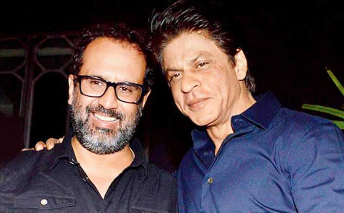 Shah Rukh Khan reveals Aananad L Rai's film finally gets a title