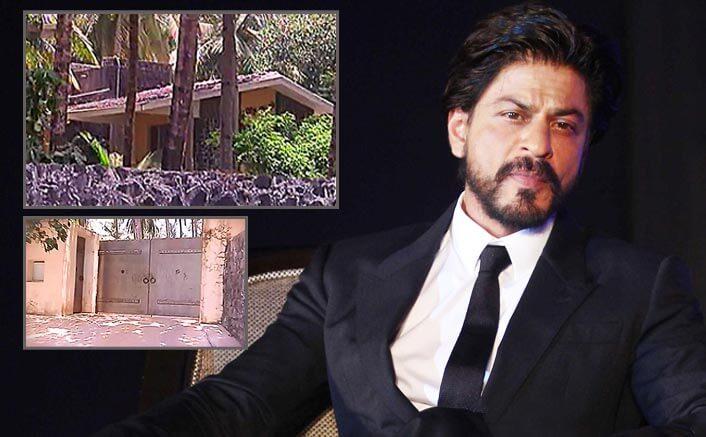 Due To Forgery Allegations, Shah Rukh Khan's Alibaug Farmhouse Under Income Tax Radar