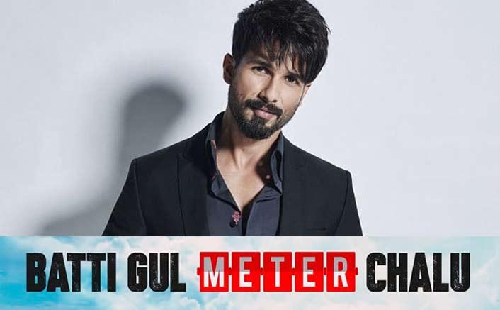 Shahid Kapoor's Batti Gul Meter Chalu Finally Gets A Release Date