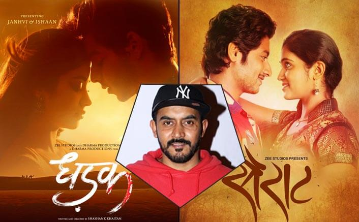 Shashank Khaitan: Basic Premise Of Sairat & Dhadak Is Same But There Are Variations