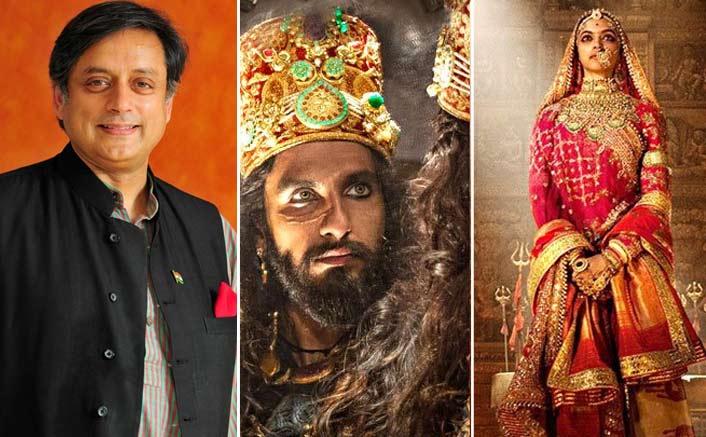 Shashi Tharoor Takes Sly Dig At People Criticizing Sanjay Leela Bhansali's Padmavati