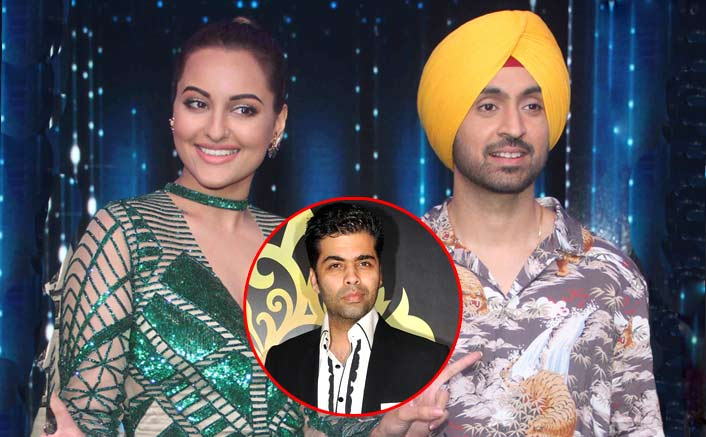 Sonakshi Sinha, Diljit Dosanjh & Karan Johar's Next Titled As Gadbad In New York?