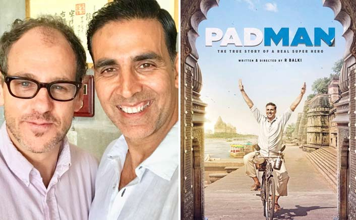Sony Pictures Entertainment, India ramps up local production & partners with KriArj Entertainment for Akshay Kumar's PadMan