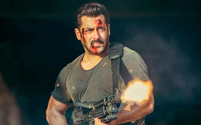Best Actor - Salman Khan for Tiger Zinda Hai
