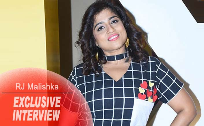 Tumhari Sulu Actress RJ Malishka: Acting Has Been A Huge Passion Of Mine