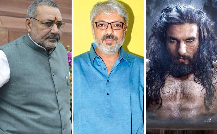 Union Minister Giriraj Singh On Padmavati: Does Bhansali Have The Guts To Make Films On Other Religions