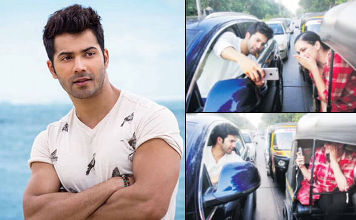Varun Dhawan Gets An E-Challan By Mumbai Police, Here's Why!