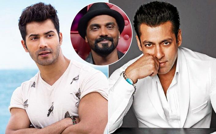 Varun Dhawan Replaces Salman In Remo's Dance Film?