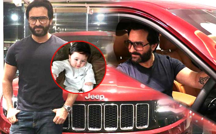 Whoa! Taimur Ali Khan Gets A Nawabi Gift From Daddy Saif Ali Khan On Children's Day