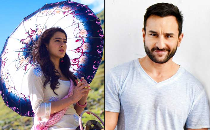 Here's What Saif Ali Khan Has To Say about Daughter Sara Ali Khan's Debut