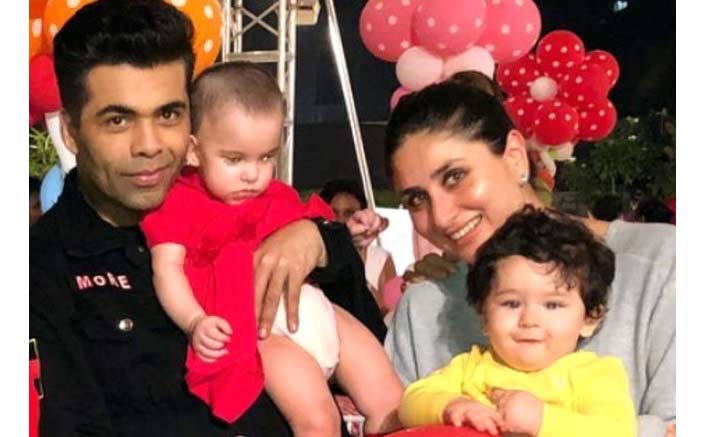 Adira's Birthday Bash Looked Like A Star-Studded Affair From Abram To Taimur