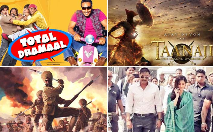 Ajay Devgn Upcoming films