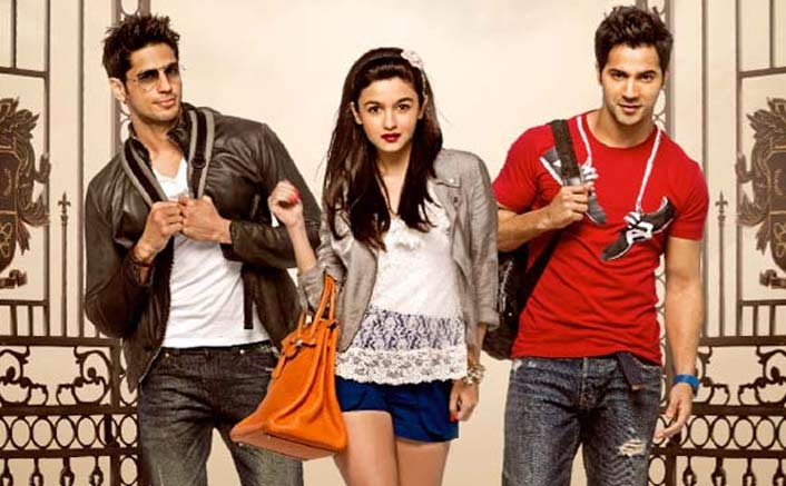 Alia Bhatt to Star In Student Of The Year 2 Inbox