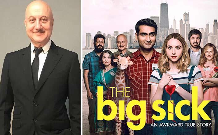 Anupam Kher starrer 'The Big Sick' nominated at SAG Awards