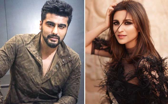 *Arjun, Parineeti immortalize Uttarakhand's village!*