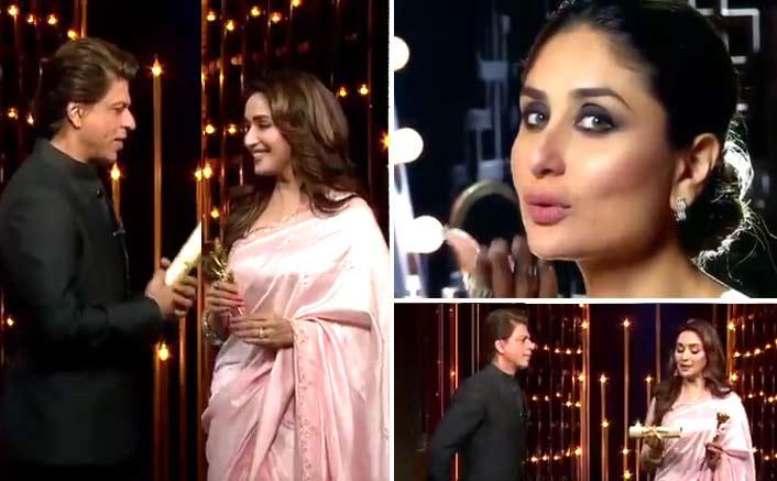 AWWW! Madhuri Dixit Pens Down A Letter For Kareena Kapoor Khan