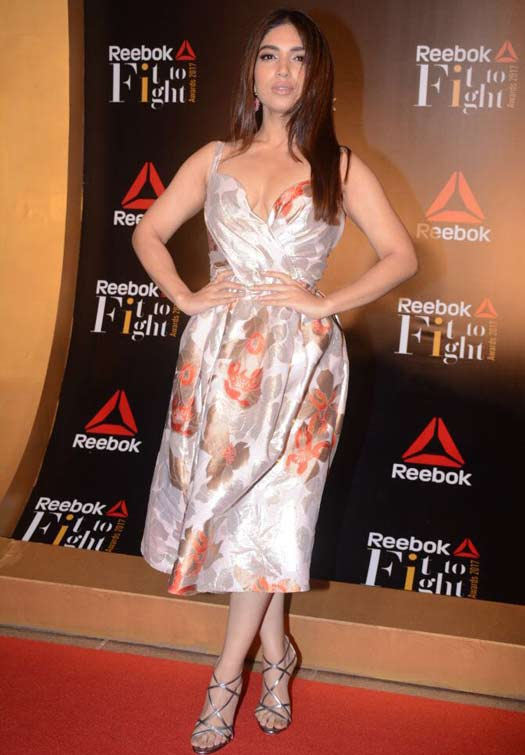 B-Town At Reebok's Fit to Fight Awards Red Carpet