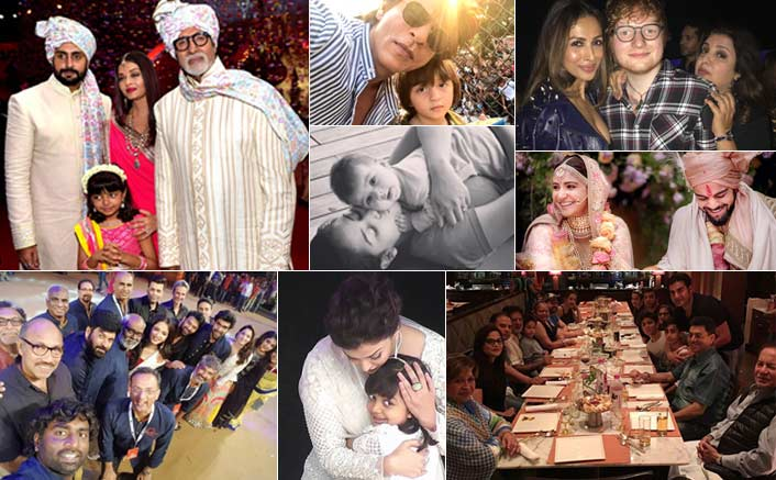 Bollywood Picture Gallery! These photos will round up 2017 for you!