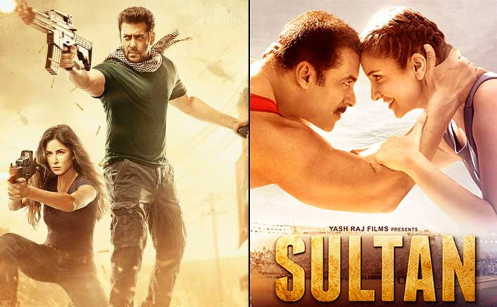 Box Office - Tiger Zinda Hai has an awesome Wednesday, to be neck-to-neck with All Time Highest Week One of Sultan