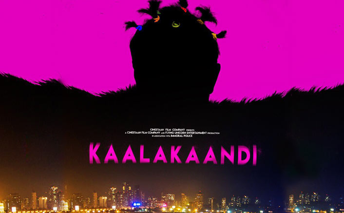 Check out the teaser poster of Saif Ali Khan's Kaalakaandi