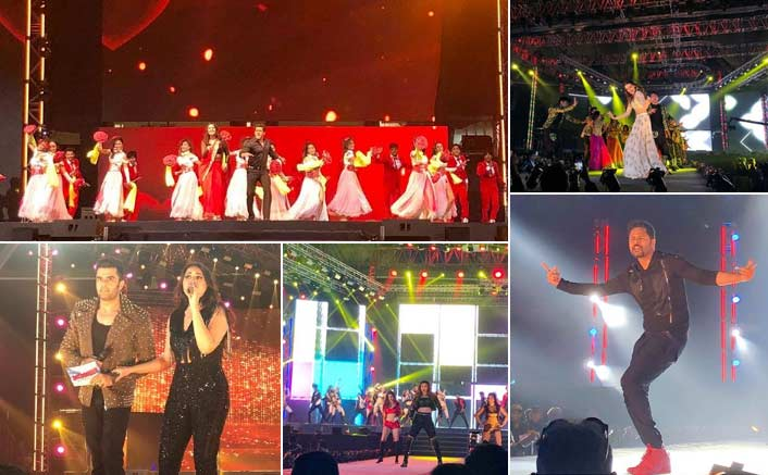 Da-Bangg Delhi Tour: Salman Khan Sets The Stage On Fire After Sonakshi Sinha, Kriti Sanon Perform