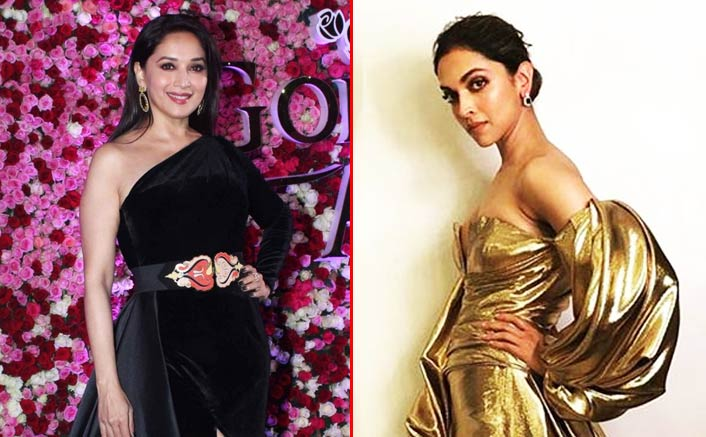Deepika has the aura to carry historical roles: Madhuri