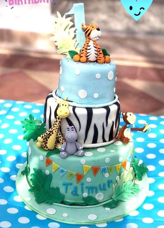 Taimur Ali's Birthday