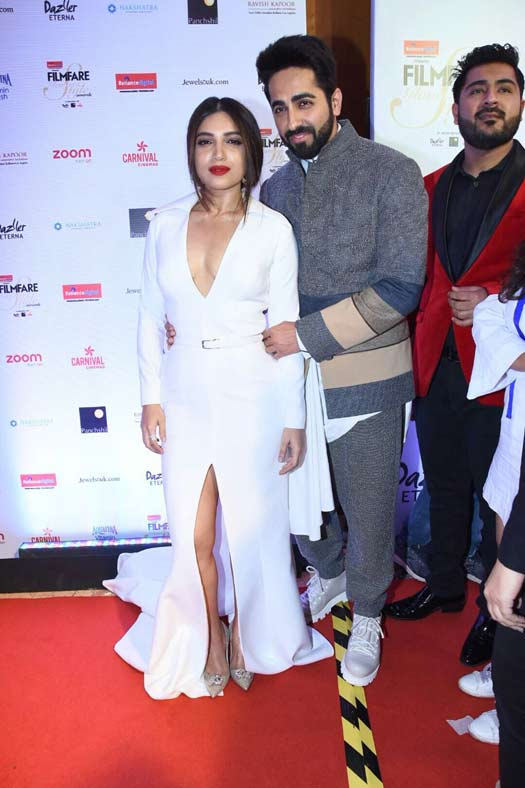 Hot Stepper Of The Year: Ayushmann Khurrana